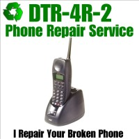 NEC DTR-4R-2(bk) Cordless Phone Repair