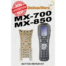 MX-700 & MX-850 Membrane Keypad Repair