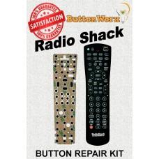 ButtonWorx Keypad Membrane for Radio Shack RS 15-1994 Remote Control