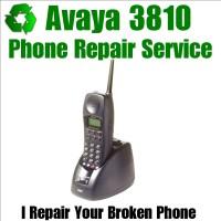 Avaya 3810 Cordless Phone Repair
