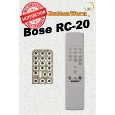 BOSE RC20 ButtonWorx Keypad Repair Kit