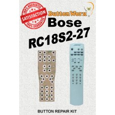 BOSE RC18S2-27 ButtonWorx Keypad Repair Kit