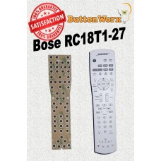 BOSE RC18T1-27 ButtonWorx Keypad Repair Kit