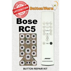 BOSE RC5 ButtonWorx Keypad Repair Kit