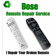 BOSE RC18T1-27 Remote Repair Service