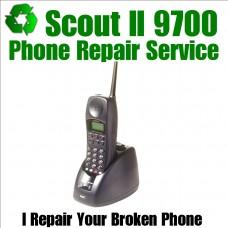 Comdial Scout II 9700-00 Cordless Phone Repair