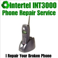 Inter-Tel INT3000 Cordless Phone Repair
