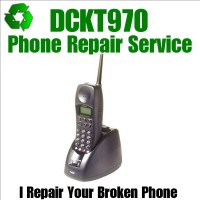 Iwatsu IX-DCKT-970 Cordless Phone Repair