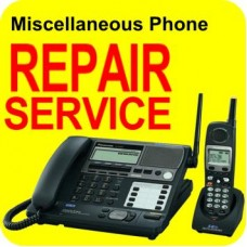 Miscellaneous Cordless Phone Repair Service (0.7lb)