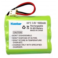 New Battery for Panasonic KX-TD7895 Cordless Phone