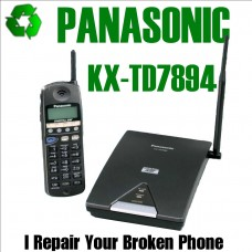 Panasonic KX-TD7894 Cordless Phone Repair