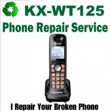 Panasonic KX-WT125 KX-WT126 Cordless Phone Repair
