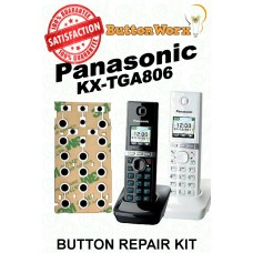 Panasonic KX-TGA806 Keypad Button Repair
