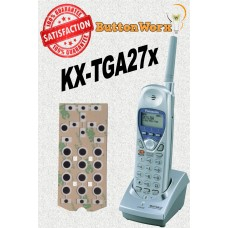 Panasonic KX-TGA270S Keypad Button Repair