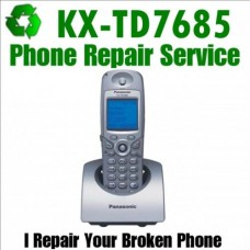 Panasonic KX-TD7685 Cordless Phone Repair