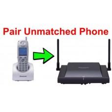 KX-TD7896 Pair Mismatched Phone