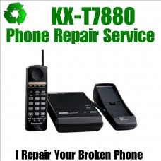 Panasonic KX-T7880 Cordless Phone Repair