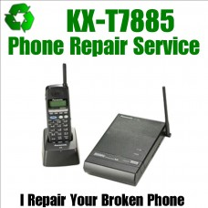Panasonic KX-T7885 Cordless Phone Repair