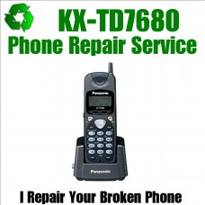 Panasonic KX-TD7680 Cordless Phone Repair