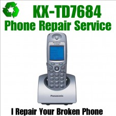 Panasonic KX-TD7684 Cordless Phone Repair