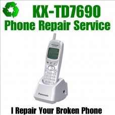 Panasonic KX-TD7690 Cordless Phone Repair