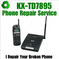 Panasonic KX-TD7895 Cordless Phone Repair