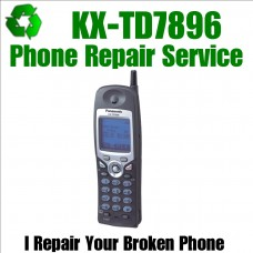 Panasonic KX-TD7896 Cordless Phone Repair