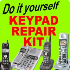 Panasonic KX-TG2583b Keypad Button Repair