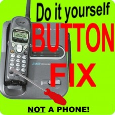 Panasonic KX-FPG371 Keypad Button Repair