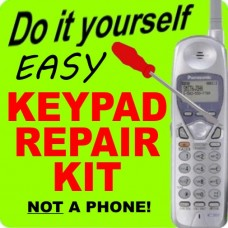 Panasonic KX-TGA270B Keypad Button Repair