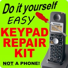 Panasonic KX-TGA300S Keypad Button Repair