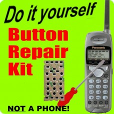 Panasonic KX-TGA400b Keypad Button Repair