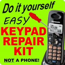 Panasonic KX-TGA410 Keypad Button Repair