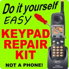 Panasonic KX-TGA450b Keypad Button Repair