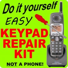 Panasonic KX-TGA520m Keypad Button Repair