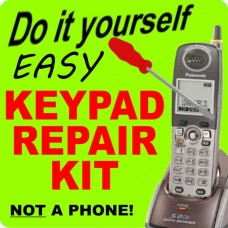 Panasonic KX-TGA550m Keypad Button Repair