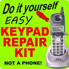Panasonic KX-TGA541 Keypad Button Repair