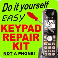 Panasonic KX-TGA653 B Keypad Button Repair