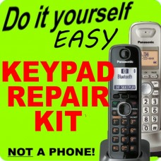 Panasonic KX-TGA660M KX-TGA660B Keypad Button Repair