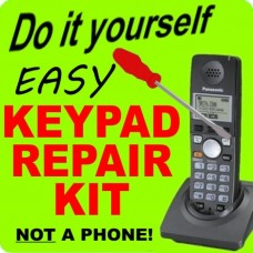 Panasonic KX-TGA670b Keypad Button Repair