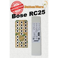 BOSE RC25 ButtonWorx Keypad Repair Kit