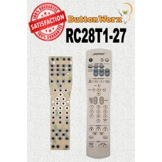 BOSE RC38T1-27 ButtonWorx Keypad Repair Kit