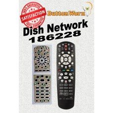 DISH Network DISH40 Hopper/Joey Remote Control Button Repair Kit 186228