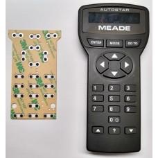 Meade Autostar Telescope Controller Keypad Repair Membrane