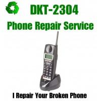 Toshiba DKT-2304 Cordless Phone Repair