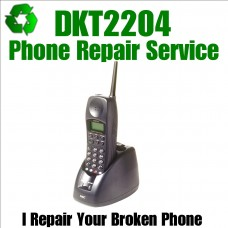 Toshiba DKT-2204 Cordless Phone Repair