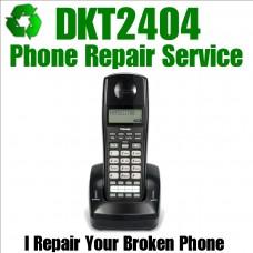 Toshiba DKT-2404 DECT Cordless Phone Repair