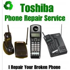 Toshiba DKT-2004 Cordless Phone Repair
