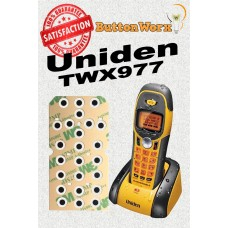 Uniden TWX977 WXI477 Keypad Button Repair for ALL BUTTONS