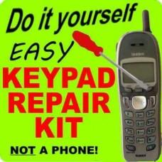 Uniden  DCX750 Keypad Button Repair DCT756 DCT758 DCT738 DCT736 DCT758 DCT7585-4